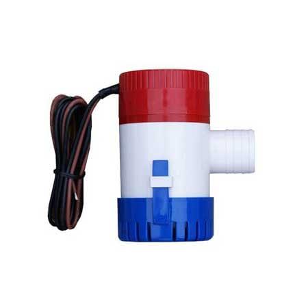 Pompa zatapialna 12V DC zęzowa
