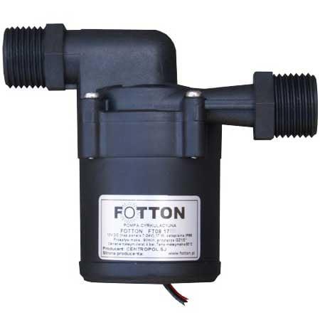 FOTTON FT08 12V DC