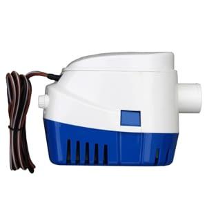 Automatyczna pompa zęzowa 38 lub 73l/min
